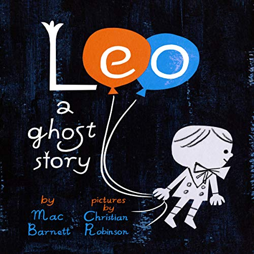 Leo: A Ghost Story audiobook cover art