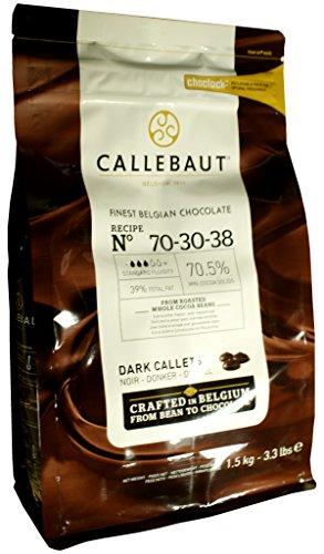 カレボー エキストラダーク 70-30-38 カレット 1.5kg クーベルチュール