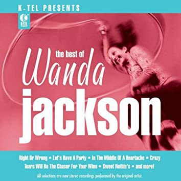 The Best Of Wanda Jackson - 24 Country Hits