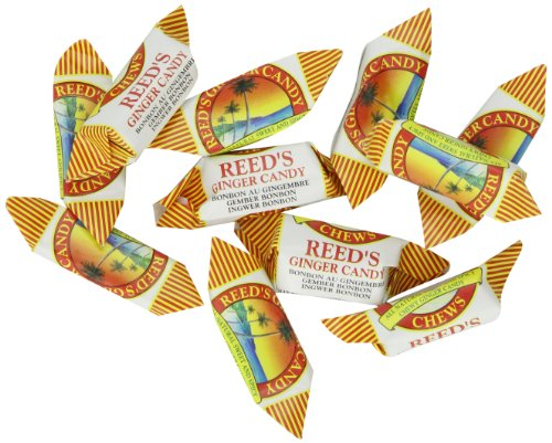 Reed's Ginger Candy Chews, 11 Pound