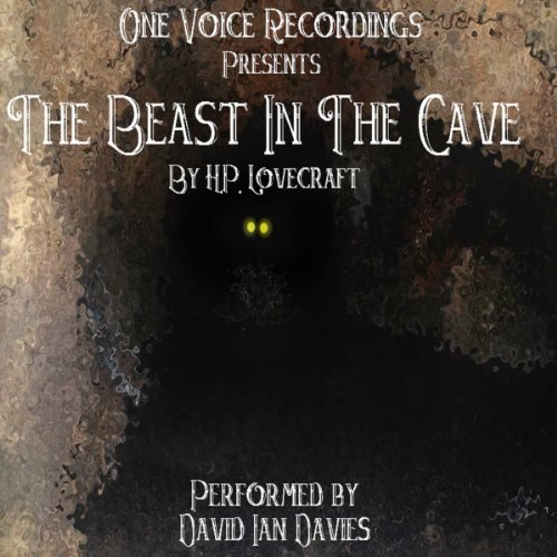 The Beast in the Cave audiobook cover art