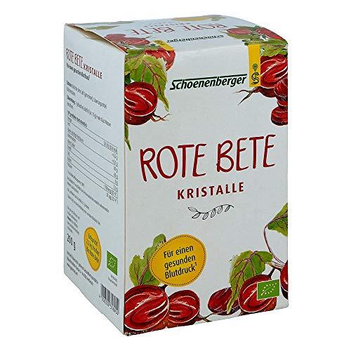 Schoenenberger Rote Bete Kristalle Pulver