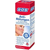 SOS Anti-Rötungen - Medizinische Gesichtspflege bei Rosacea, Couperose und Neurodermitis | Mit MicroSilber, Panthenol und Biophytex | Nano-frei