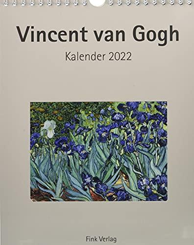 Vincent van Gogh 2022: Kunst-Einsteckkalender