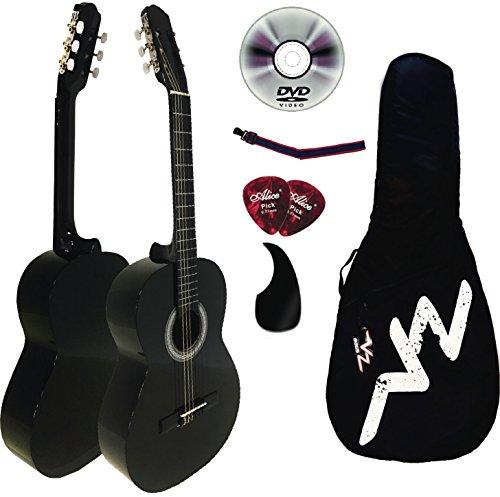 kit Guitarra Acústica Mod.1-A (Negro)