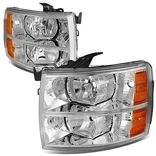 09 silverado headlight assembly - 1