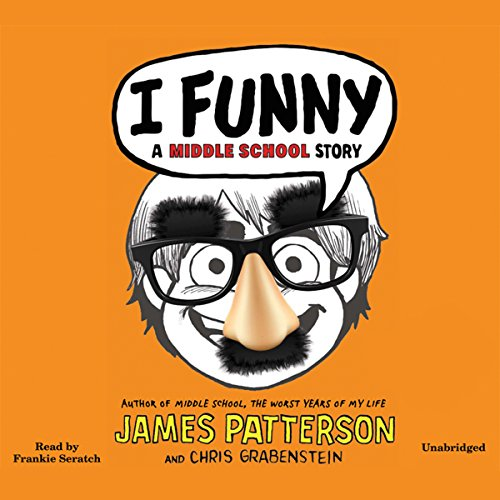 I Funny audiobook cover art