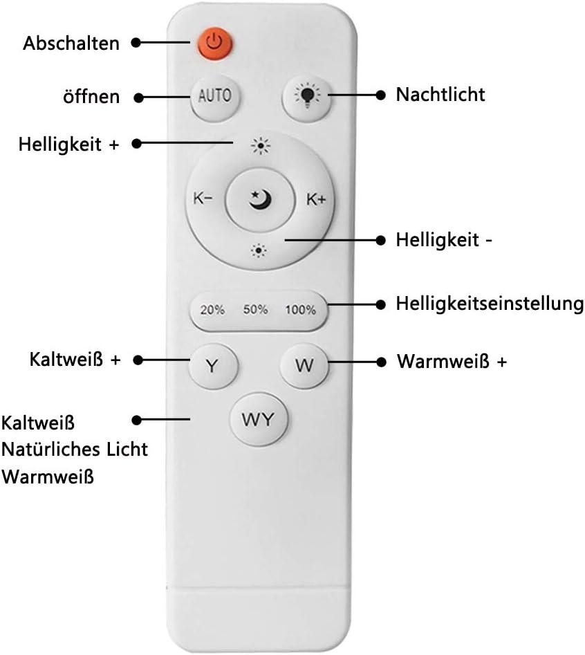 HENGMEI 128W Warmweiß Deckenleuchte LED Deckenlampe Ultra dünn Wohnraumleuchte Acryl Kreative Einfachheit Küchenlampe für Büro, Küche, Wohnzimmer Schlafzimmer, Schwarzer Rahmen 128w Dimmbar