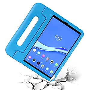 i-original Compatible with Lenovo Tab M10 FHD Plus (TB-X606F/TB-X606X) 10.3 Inch Case,Shockproof EVA Case for Kids…
