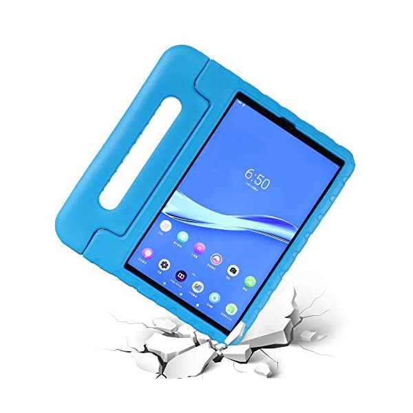 i-original Compatible with Lenovo Tab M10 FHD Plus (TB-X606F/TB-X606X) 10.3 Inch Case,Shockproof EVA Case for Kids…
