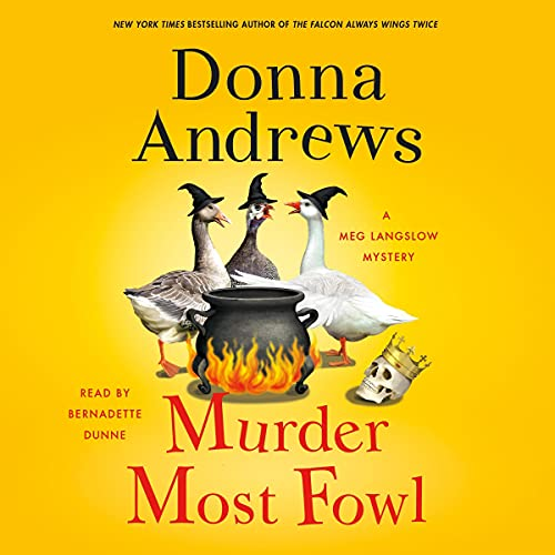 Murder Most Fowl cover art