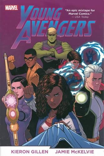 young avengers vol 1 - 8
