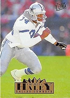 Charles Haley football card (Dallas Cowboys Super Bowl Champion) 1995 Fleer Ultra #72