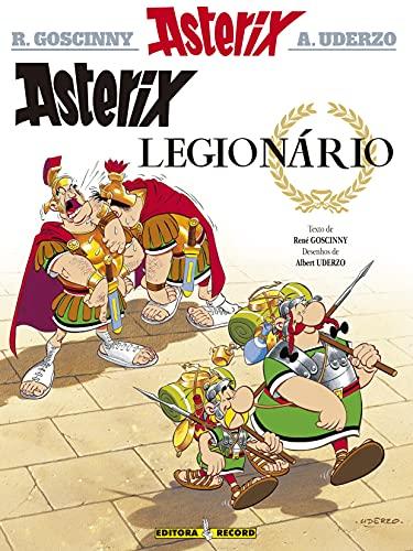Asterix - Legionário - Volume 10