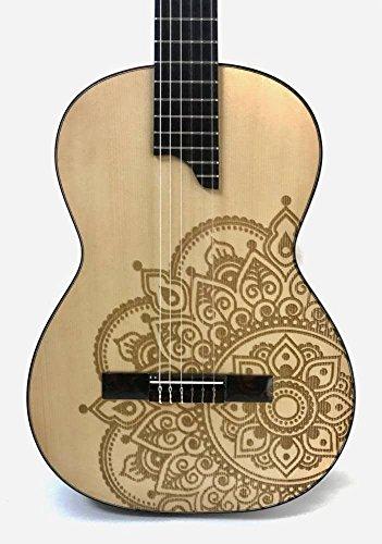 Guitarras TOLEDO TT-10A MANDALA