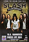 Slash - Living The Dream, Hannover 2019 »