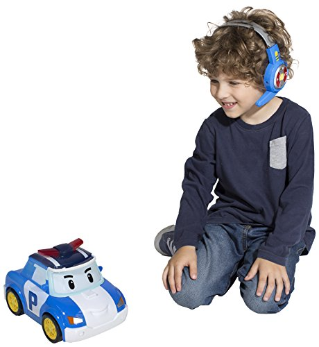 Robocar Poli - 83320 - Voiture commande Vocale
