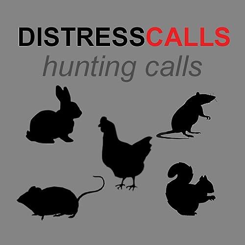 REAL Distress Calls App for PREDATOR Hunting - 15+ REAL Distress Calls! BLUETOOTH COMPATIBLE