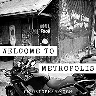 Welcome to Metropolis cover art