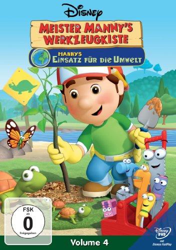 Meister Manny's Werkzeugkiste, Vol. 4 - Einsatz für die Umwelt