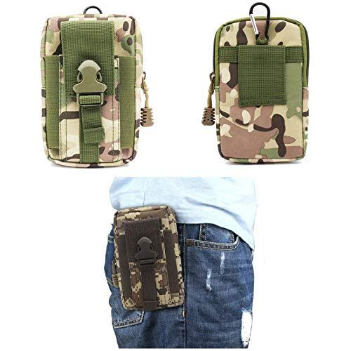 Supercase24 Outdoor Gürteltasche für Huawei Ascend Y330 Bauchtasche Handy Hülle Tasche Schutzhülle Hülle