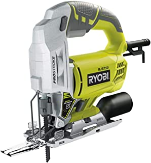Ryobi 4892210128317 Scie Sauteuse, 500 W, Multicolore