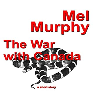 The War with Canada audiobook cover art