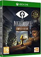 Little Nightmares - Complete Edition (Xbox One) (輸入版)