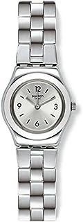 Swatch Irony Quartz Movement Silver Dial Ladies Watch YSS300G