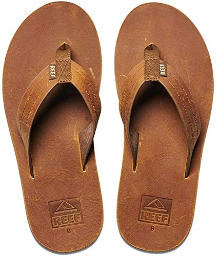 Reef Men's RF0A2YFR Sandal, Brown/Bronze, 11
