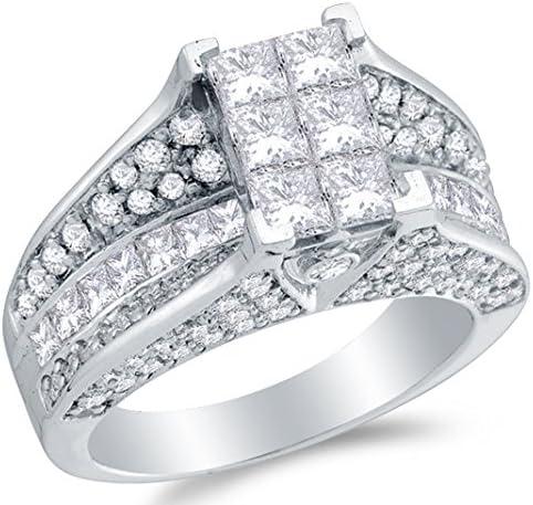 6 carat emerald cut diamond ring _image1