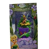 Tinkerbell Great Smile Toothbrush Gift Set - Includes Toothbrush Holder, Toothbrush, & Rinse Cup