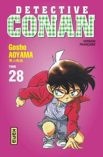 Détective Conan, tome 28