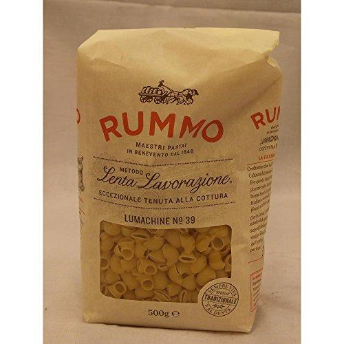 Rummo Lenta Lavorazione Lumachine No.39 500g Packung (Muschelnudeln)