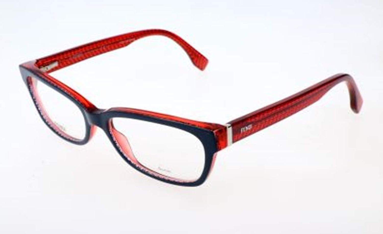 Fendi ff 0004  7PP, Designer Eyeglasses Caliber 53
