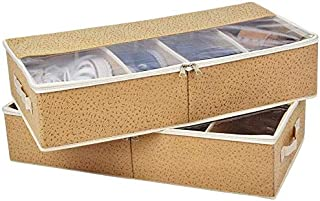 MU Grande boîte de rangement pouvant être combinée, boîte à chaussures, boîte de rangement maison longue bottes, transpare...