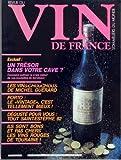 REVUE DU VIN DE FRANCE [No 306] du 01/04/1985 - LES SOMMELIERS DU MONDE SAINT ESTEPHE 1982