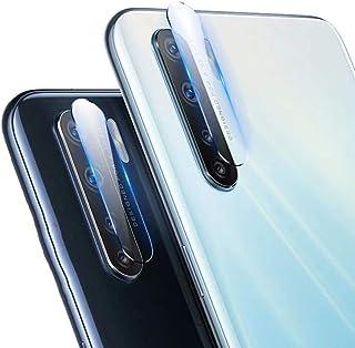 واقي عدسات كاميرا Minwu لهاتف Huawei P Smart Z، غشاء زجاجي شفاف عالي الجودة لهاتف Huawei P Smart Z [3 قطع] Huawei P Smart ...