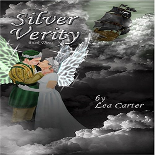 Silver Verity audiobook cover art