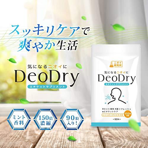AINEXT『ニオイ研究所DeoDry』