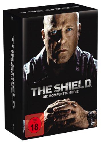 The Shield - Die komplette Serie [28 DVDs]