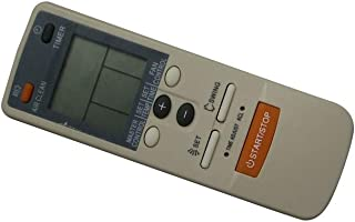 HCDZ - Mando a distancia universal para Fujitsu ASU18RLQ ASU24RLQ ASU36CLX1 AUT12AB AUT14AB AUT18AB AUT12RB AUT14RB Aire acondicionado