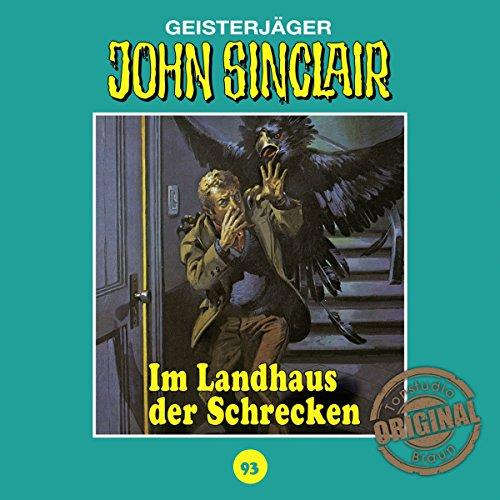 Im Landhaus der Schrecken (John Sinclair - Tonstudio Braun Klassiker 93) Titelbild