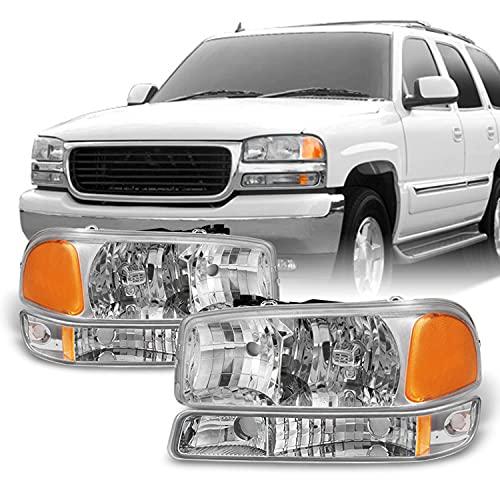 05 sierra clear headlights - 2