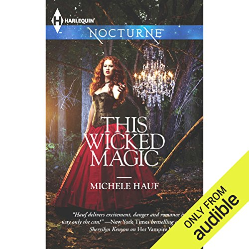 This Wicked Magic audiobook cover art