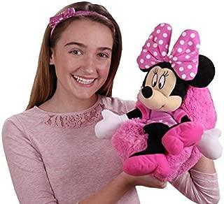 Hide Away Pets Disney Minnie Plush, 14