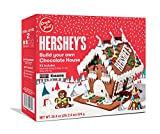 Hershey s Build Your Own Chocolate Holiday Gingerbread House Kit - 34.4 oz