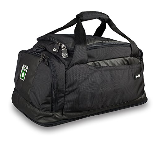 Genius Pack 20' Carry On Duffle Bag w/Integrated Garment Suiter