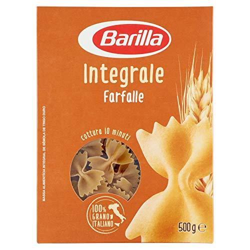 Barilla Pasta Farfalle Integrali, 500g