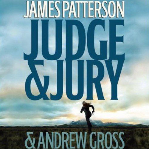 Judge & Jury audiobook cover art